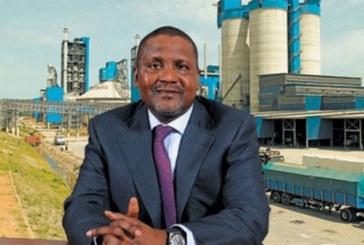 Nigeria : Aliko Dangote 64e personne la plus riche du monde