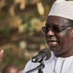 Sénégal: Macky Sall, vainqueur provisoire de la présidentielle
