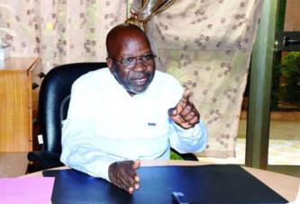 Simon Compaoré, président par intérim du MPP : «La réélection de notre candidat n'est pas encore jouée»