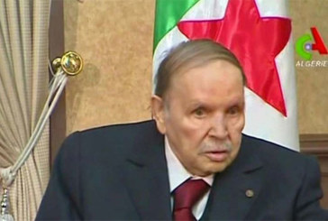Algérie : Bouteflika confirme qu'il restera président après l'expiration de son mandat