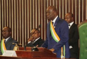Côte d'Ivoire : Assemblée Nationale, Soumahoro dissout le cabinet de Soro et met fin aux fonctions du personnel engagé et affecté