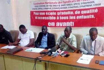 Crise dans le secteur de l'éducation: la CNSE annonce la levée «totale» de son mot d'ordre de boycott