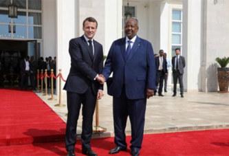 Djibouti :Le président français tente de se faire une place au côté de la Chine