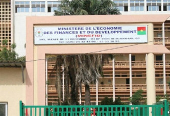 Ministère de l'Economie, des finances et du développement: Des nouvelles très inquiétantes
