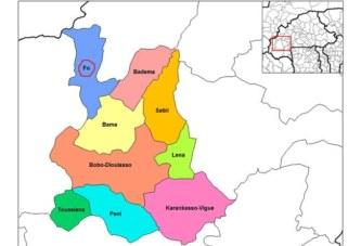 Burkina Faso – Fô (Hauts-Bassins) : 1 million de FCFA emporté dans le braquage d'un bus