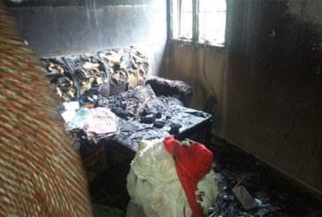 Côte d'Ivoire: 03 enfants et leur mère enceinte périssent dans l'incendie de leur maison