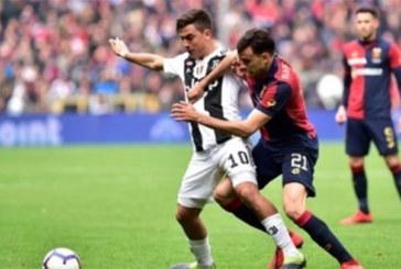 Serie A : la Juventus tombe pour la première fois de la saison sur la pelouse du Genoa