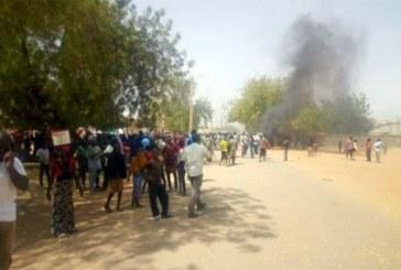 Mali : En Colère, les familles des soldats tués repoussent le chef d'état major de terre