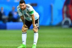 Argentine : Lionel Messi suspendu trois mois en équipe nationale