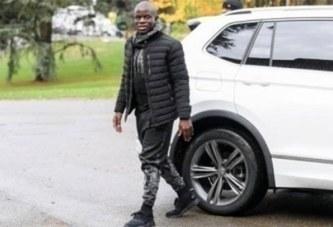 Chelsea, N'Golo Kanté répond à l'intérêt du Real Madrid