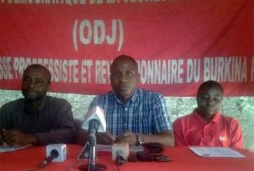 Burkina : une organisation de la société civile accuse le pouvoir de vouloir sa liquidation