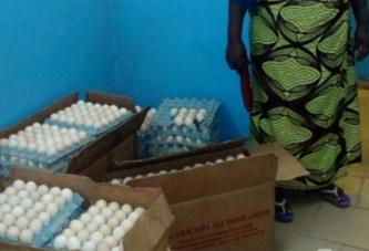 Côte d'Ivoire : Des œufs toxiques vendus au marché dans la commune d'Abobo, la commerçante interpellée