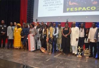 FESPACO 2019: Le Burkina rafle six prix spéciaux sur quatorze