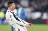 Juventus Turin – Atlético : La sanction est tombée pour Ronaldo !