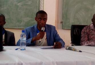 Burkina: «Le peuple est sans repère», déplore Dr Hyacinthe Ouédraogo du MCN