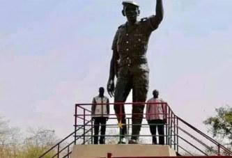 Ablassé Ouedraogo : « Si Thomas SANKARA était dans sa tombe, il se serait retourné de colère et aurait puni les inaugurateurs de cette statue qui ont joué à fond la négligence »