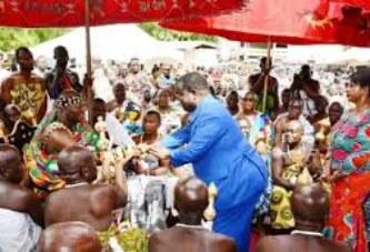 Côte d'Ivoire/Politique : BEDIE met définitivement fin aux illusions de OUATTARA en pays Baoulé, »Tu ne t'appelleras plus, Allah Gnissan»