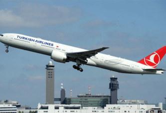 Turbulences : Une trentaine de blessés sur un vol de Turkish Airlines vers New York