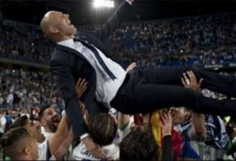 Coup de tonnerre : Zinedine Zidane de retour au Real
