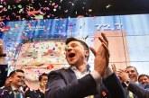 Élections.En Ukraine, l'humoriste Zelensky largement élu président