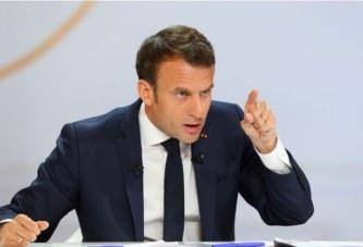 Emmanuel MACRON en visite à Bouaké: Ce que le dirigeant Français vient dire à OUATTARA…