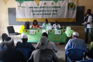 Présidentielle 2020/Enrôlement des Burkinabè de Côte d'Ivoire : Depuis Abidjan, un délégué de l'UPC charge: » Ce régime a créé deux catégories de burkinabè»