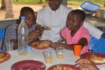 Soutien aux enfants handicapés : Le Père Gilles César en appelle à la solidarité des Ivoiriens