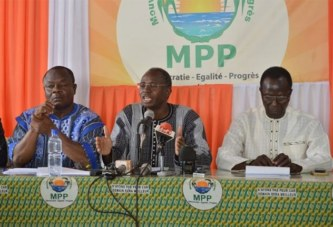 Dialogue politique : « Ce jeu de préalable du CFOP nous laisse interrogatifs »