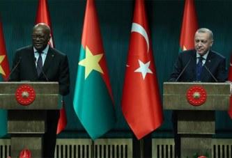 Roch Marc Christian Kaboré: «Ceux qui s'en prennent à la Turquie, s'en prennent au Burkina Faso»