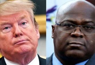 RDC: Sentant la menace, Félix Tshisekedi sollicite l'aide de Donald Trump