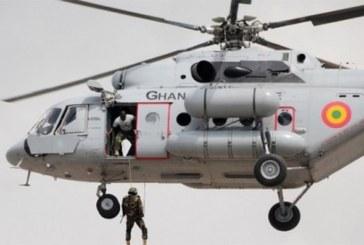Ghana : La police bientôt avec une unité aérienne pour des opérations en temps réels