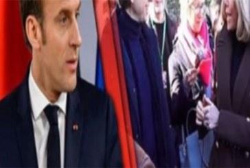 Emmanuel Macron pique une violente crise de jalousie, en voyant sa femme avec Stéphane Bern