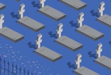 Cimetière digital : quand Facebook contrôlera notre histoire