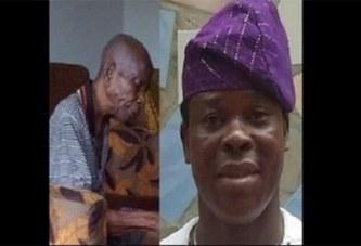 """Un Nigérian célèbre son père qui """"est mort et est revenu à la vie"""" après 36 heures"""