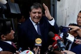 Pérou: l'ex-président Alan Garcia se suicide juste avant son arrestation