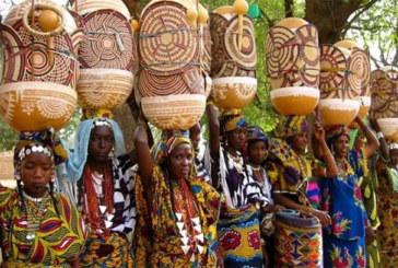 Une culture derrière nous, la culture des Peuls
