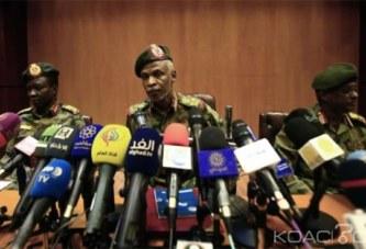 Soudan : L'armée ne compte pas livrer Omar El Béchir à la CPI et promet un « gouvernement civil »