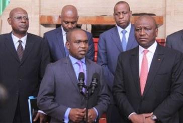 Réunion suspecte de complotistes fieffés à Ouaga: Hamed Bakayoko chez Roch Kaboré
