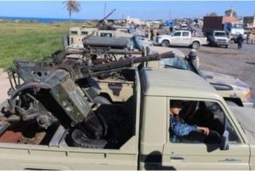 Vingt-et-un morts dans l'offensive rebelle en Libye