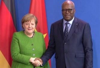 Les conseils de Angela Merkel aux burkinabè: «Etre ouverts, avoir la volonté de se tourner vers l'avenir et de se réconcilier»