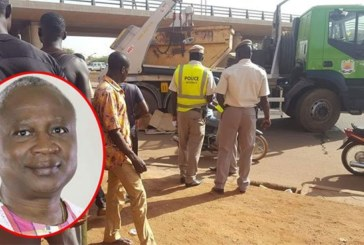 Crime des gros camions à Ouaga: Le charabia de l'impuissance d'Armand Béouindé