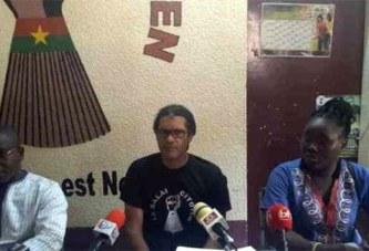 Burkina : Le balai citoyen appelle l'armée à combattre le terrorisme dans le respect des droits humains