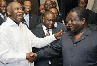 Alliance FPI/PDCI pour la présidentielle 2020: Laurent Gbagbo donne un accord de principe à Henri Konan Bédié