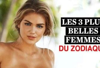 Astrologie : les plus belles femmes sont nées sous ces 3 signes du zodiaque !