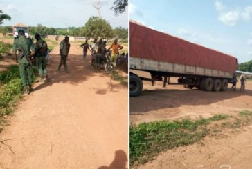 Côte d'Ivoire : Sécurité, une cargaison de don de Guillaume Soro contrôlée par les forces de l'ordre à Toudjan