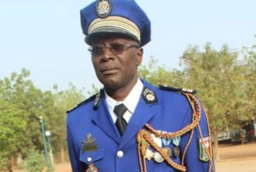 GOUVERNEUR DE L'EST : Qui est le Lieutenant-Colonel Saidou Sanou ?