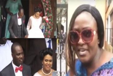 Kenya : Une femme débarque dans une église pour empêcher son mari de se remarier (vidéo)