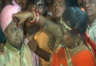 Inde : L'incroyable histoire d'un homme qui se marie sans une femme
