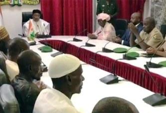 Niger: Les parents des soldats tués dans l'attaque près de Tongo Tongo reçus par Issoufou Mahamadou