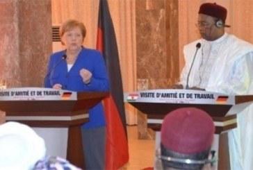 L'Allemagne renforce ses projets sécuritaires au Niger